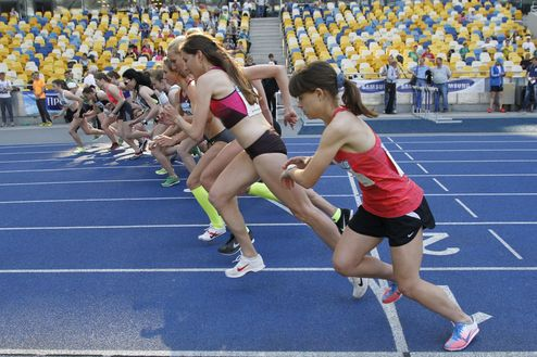 Легкая атлетика. Определились чемпионы Украины в беге на 10 000 метров