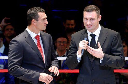 На НСК Олимпийский откроется музей братьев Кличко
