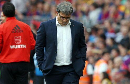 Официально: Мартино покидает Барселону