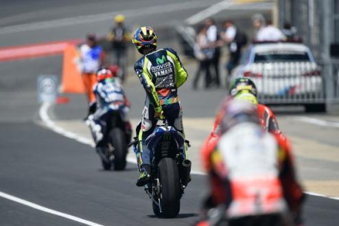 MotoGP. Росси надеется побороться с Маркесом