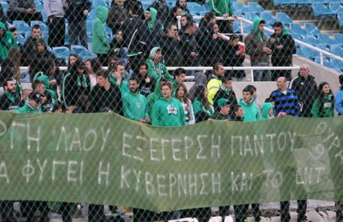 На Кипре стреляют: матч за чемпионство АЭЛ — АПОЭЛ прерван