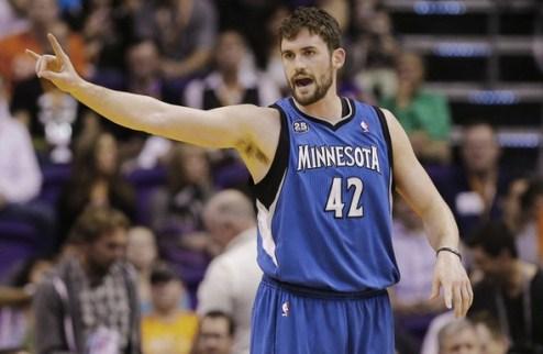 НБА: четыре претендента на Лава