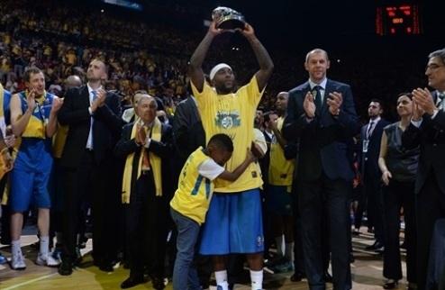 Райс — MVP Финала четырех Евролиги