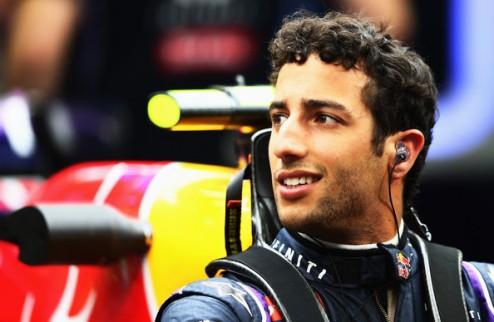 Формула-1. Риккьярдо: в Монако очень важен опыт