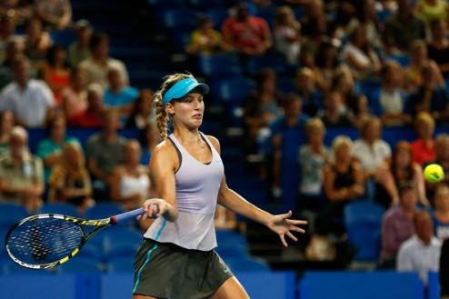 Нюрнберг (WTA). Бушар и Кнапп идут дальше