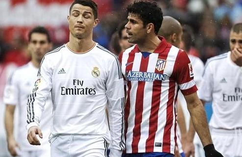 Символическая сборная Примеры: без Месси и Барселоны