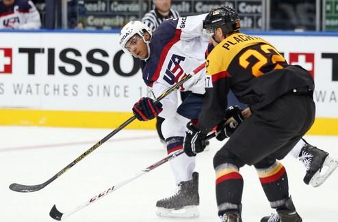 ЧМ. США одержали веселую победу над Германией