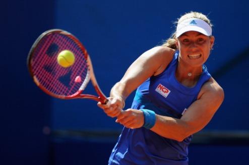 Нюрнберг (WTA). Кербер во втором раунде, Бушар в четвертьфинале