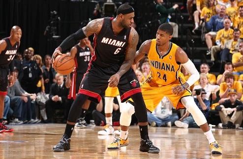 НБА. Майами сравнивает счет в серии