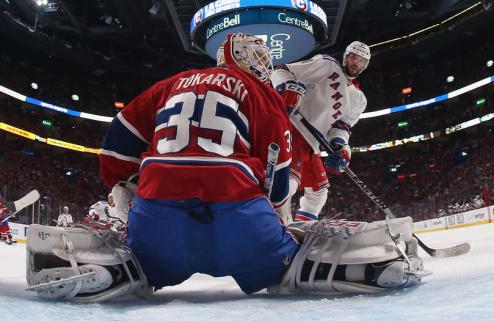 НХЛ. Монреаль: основным вратарем остается Токарски