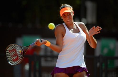 Страсбург (WTA). Киз, Макхэйл и Петкович в четвертьфинале