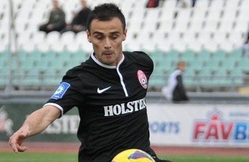 Любенович пока не подписал новый контракт с Зарей