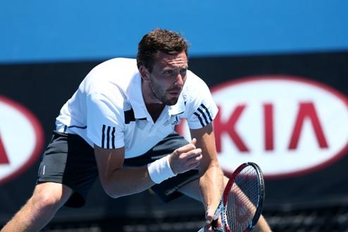 Ницца (ATP). Гулбис и Симон в полуфинале, вылет Иснера