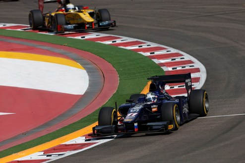 GP2. Четверо пилотов наказаны после квалификации в Монако