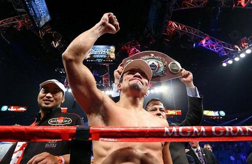 Маркес сомневается насчет пятого боя с Паккьяо