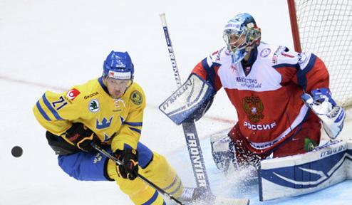 """ЧМ. Эрикссон: """"Швеция играет за медали турнира и нечего беречь силы"""""""