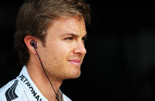 Формула-1. Гран-при Монако. Росберг отбирает поул у Хэмилтона