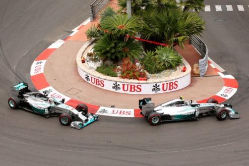 Формула-1. Гран-при Монако. Росберг превращает поул в победу