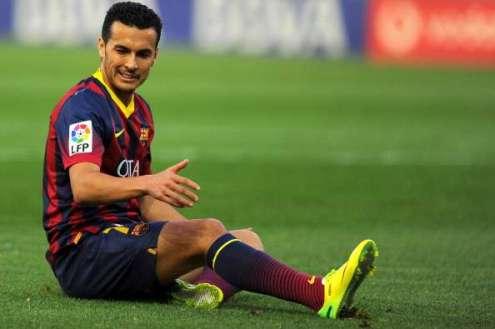 Педро не уверен в своем будущем в Барселоне