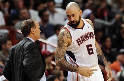 НБА. Антич остается в Атланте