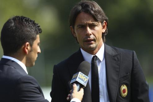 Индзаги таки возглавит Милан?