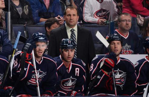 НХЛ. Коламбус: новый контракт тренера