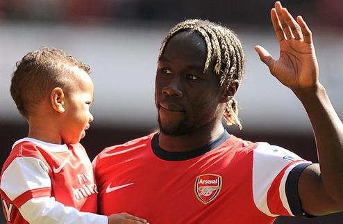 Санья сообщил Арсеналу об уходе