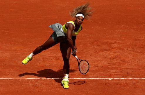 Ролан Гаррос (WTA). Фиаско сестер Уильямс, Радваньска и Цибулкова идут дальше