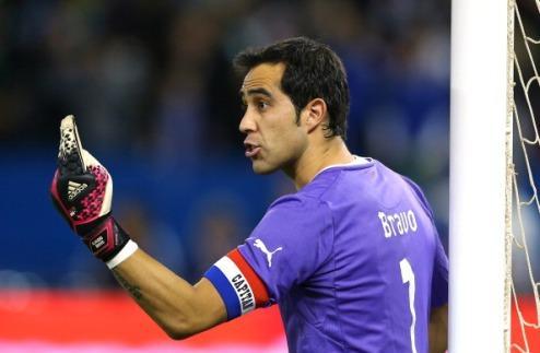 Клаудио Браво переходит в Барселону?