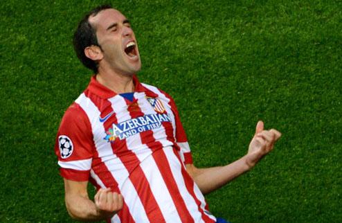 Бавария включилась в борьбу за защитника Атлетико