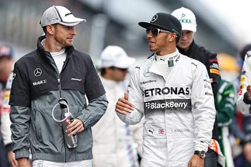 Формула-1. Баттон предупреждает Росберга