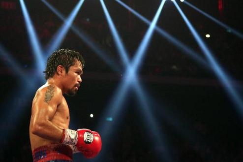 Паккьяо вернется в ринг 22 ноября