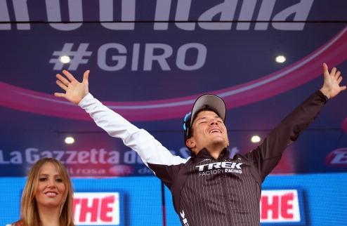 Джиро д'Италия: Арредондо – синяя майка и этап в придачу