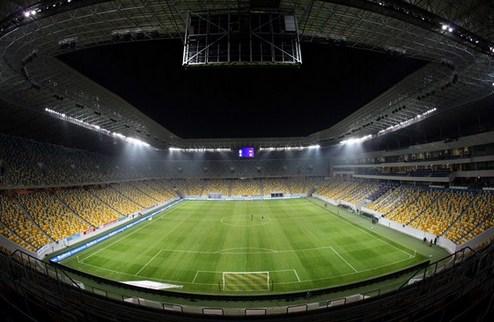 Днепр может сыграть свои домашнее матчи ЛЧ во Львове