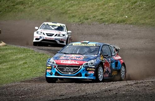 ���� �� ���������� ������������ � WRC