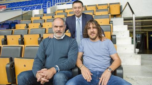 Официально: Пуйоль — помощник спортивного директора Барселоны