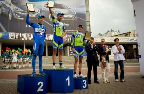 Велоспорт. Украинцы снова триумфуют на международной гонке Race Horizon Park 2014
