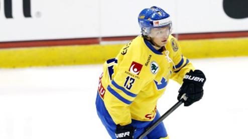 НХЛ. Коламбус подписал контракт со шведским форвардом