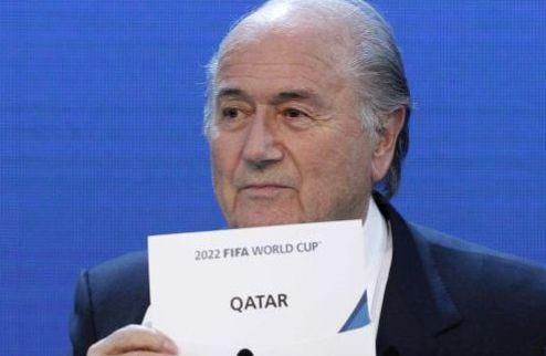 ФИФА может лишить Катар права на чемпионат мира-2022