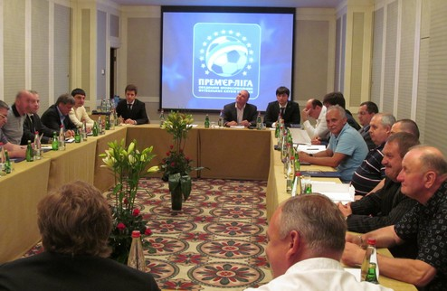 12 июня состоится Общее собрание клубов УПЛ