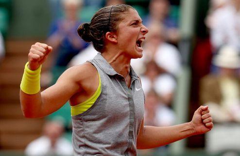 Ролан Гаррос (WTA). Эррани переиграла Янкович, Шафаржова вылетает