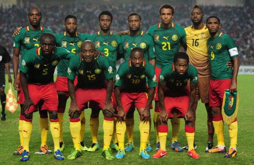 Камерун: есть итоговая заявка на ЧМ