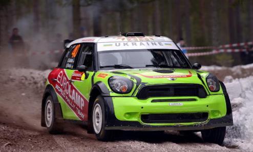 WRC. ������� � ������ �������� �� ��������