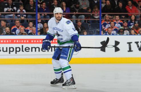 НХЛ. Ванкувер: три кандидата на выкуп контракта