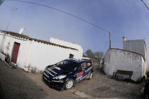 WRC. Ралли Сардинии. Хирвонен выигрывает пролог