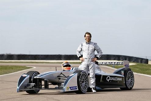 Трулли готов гоняться в Формуле-Е