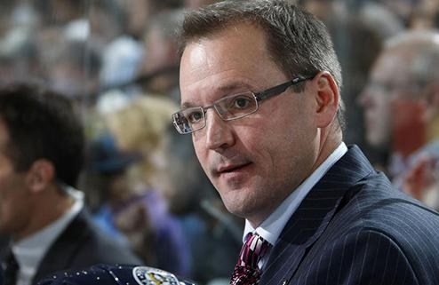 НХЛ. Флорида планирует пригласить Байлсму на пост наставника