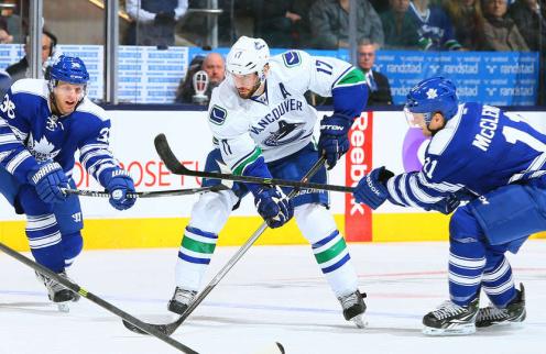 НХЛ. Кеслер не хочет оставаться в Ванкувере