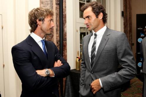 Ферреро: Федерер скоро завершит карьеру