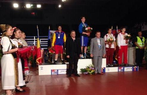 Дурнева – чемпионка Европы по боксу
